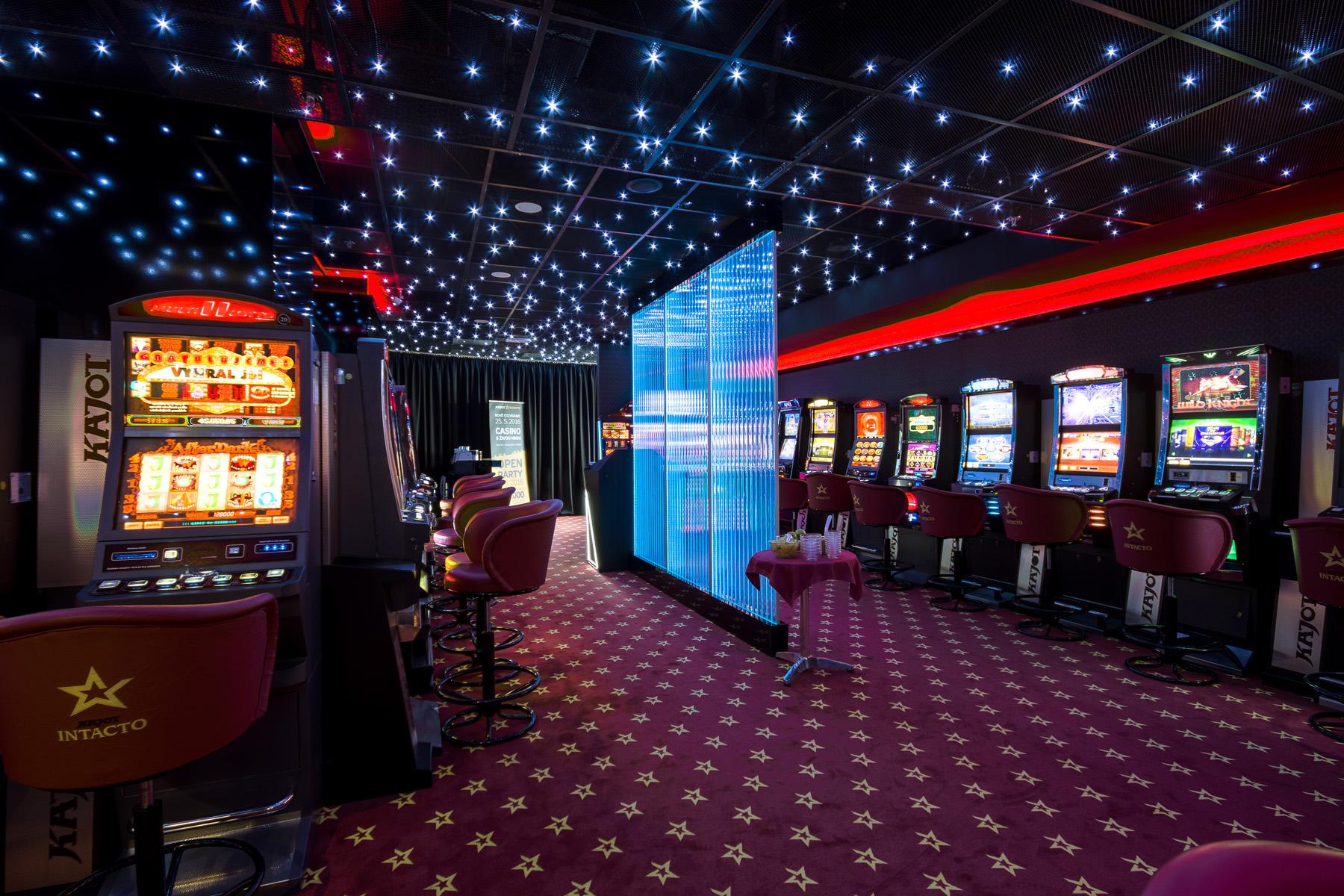 777 Casino Brno