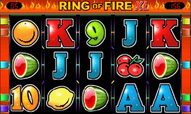 kajot casino ring of fire xl