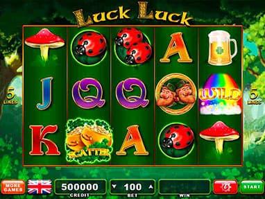 Luck Luck